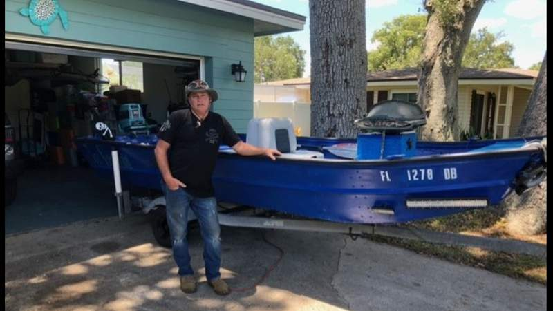 Volusia County fisherman rescues boaters involved in crash on Halifax River