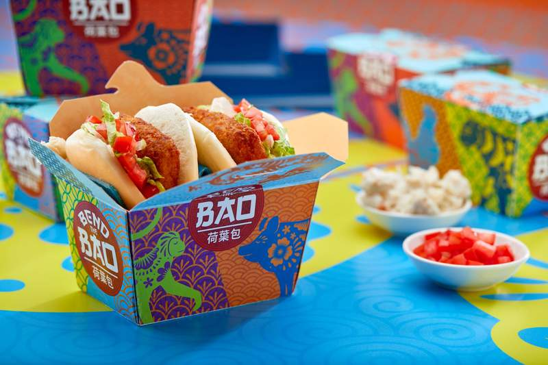 UNIVERSAL ORLANDO RESORT TO OPEN ALL-NEW ASIAN FUSION  QUICK SERVICE FOOD VENUE – BEND THE BAO – AT  UNIVERSAL CITYWALK ON JUNE 15