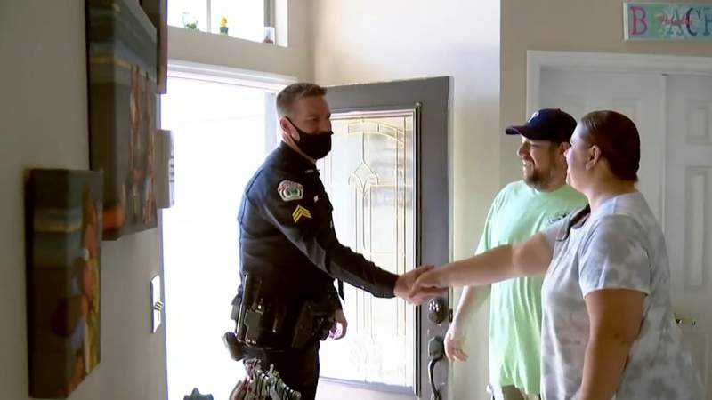 When police in Lake Mary respond to a home with special needs, now they will know
