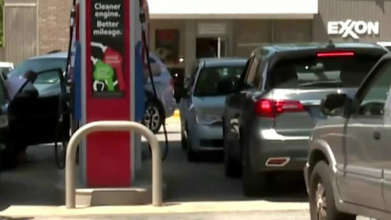 Gov. Ron DeSantis issues emergency order in response to Colonial Pipeline closure, gas shortage