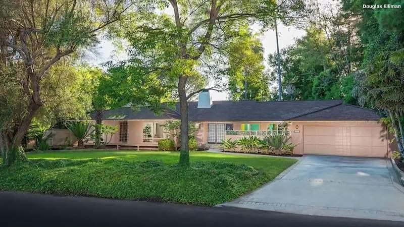 'Golden Girls' home for sale in California