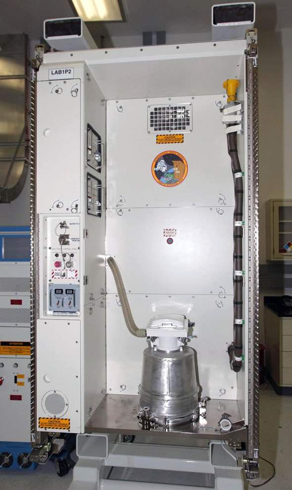 NASA: The toilet on the orbiting space station is even more antiquated