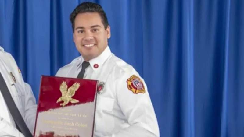 Polk County paramedic allowed fire captain to take COVID-19 vaccines, sheriff says