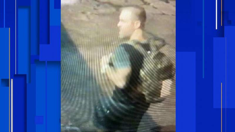 Deputies search for a man accused of stealing cat blood from a clinic.