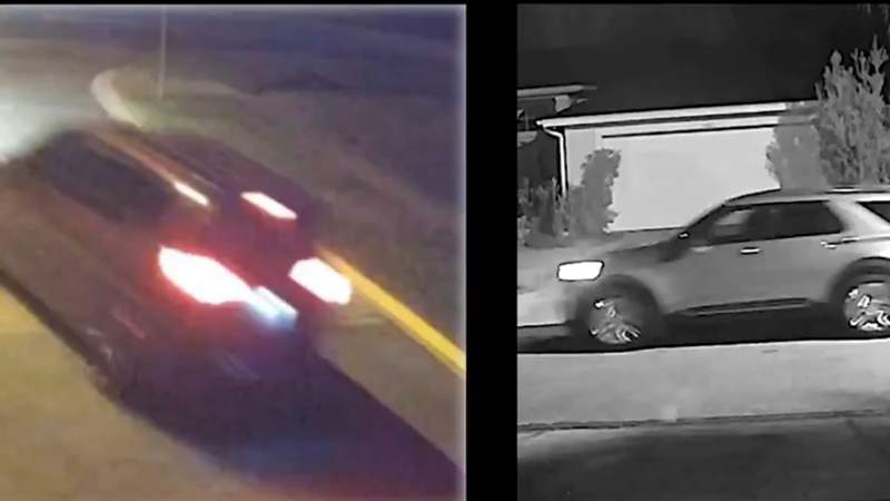 The vehicles were involved in two drive-by shootings, on March 19 and July 9, at Wild Wood Lily Court.
