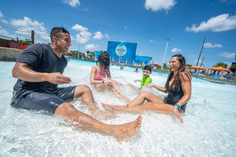 Island H2O Water Park opens for its third season on March 13th