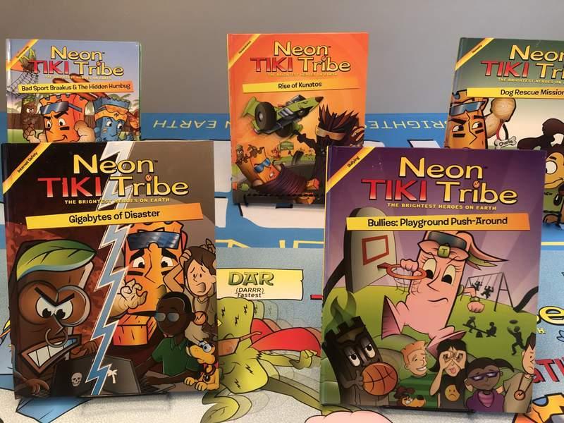 The Neon TIKI Tribe