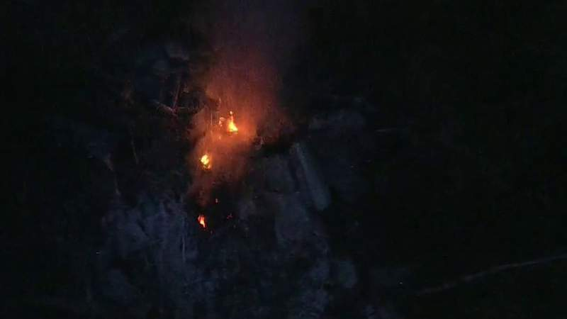 Florida firefighting helicopter crashes; no survivors found