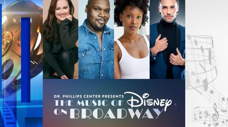 Music of Broadway coming to Dr. Phillips Center