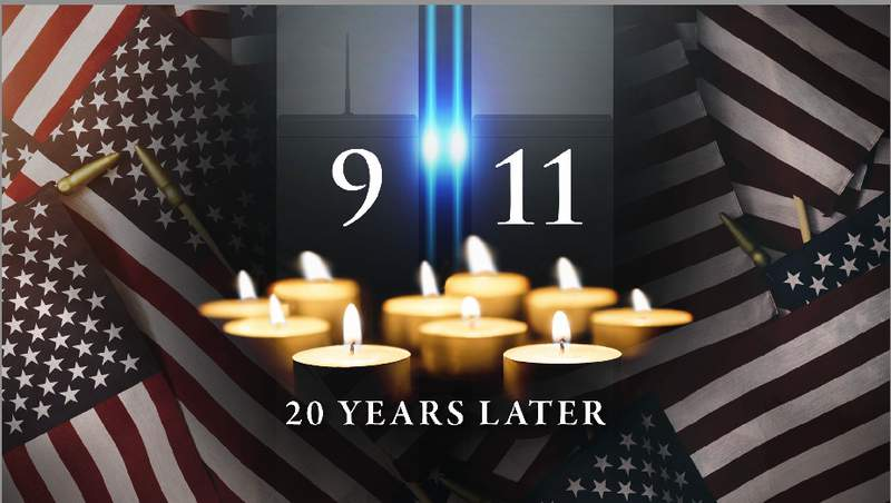 Remembering September 1th, 2001 20 Years Later