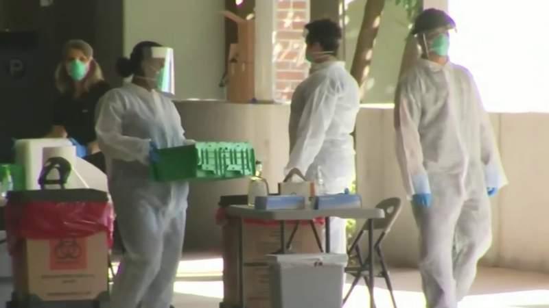 Residents in 32822 want coronavirus testing site