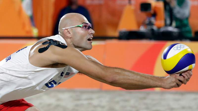 Volusia County's Phil Dalhausser said there's no way you can hold the Olympics this summer amid the spread of the coronavirus.
