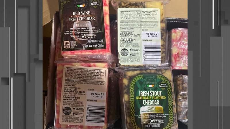 Cahill's Farm Cheeses. (Image: FDA)
