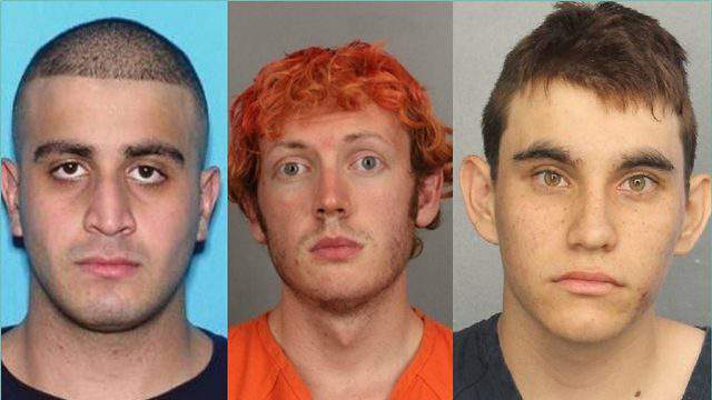 How Mental Health Played A Role In High Profile Mass Shootings