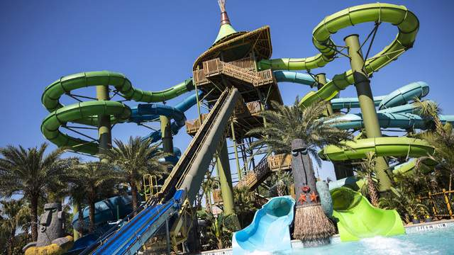 Here's a first look inside Universal Orlando's Volcano Bay, a 30-acre water park. Credit: Willie J. Allen Jr./Universal Orlando