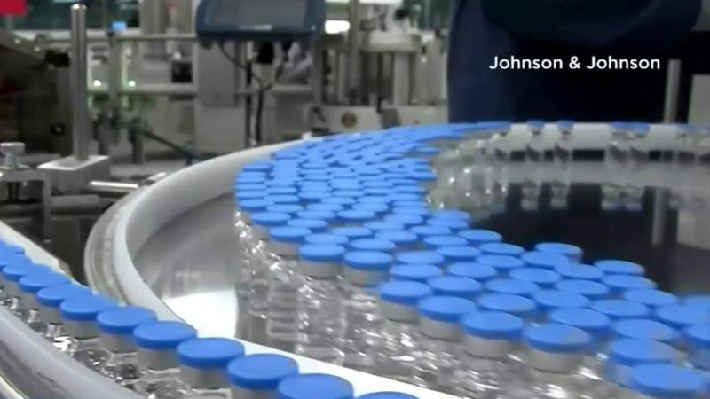 Millions of Johnson & Johnson vaccine doses thrown out after mixup