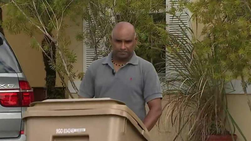 Resident never received warning before $900 trash bill