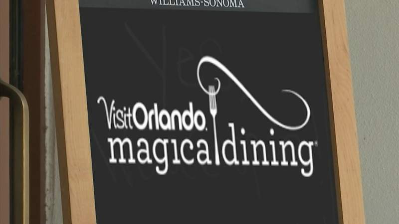 Restaurants look for boost as Visit Orlando's Magical Dining begins