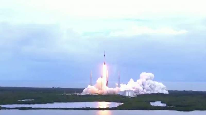Oct. 24 SpaceX Starlink launch from Cape Canaveral
