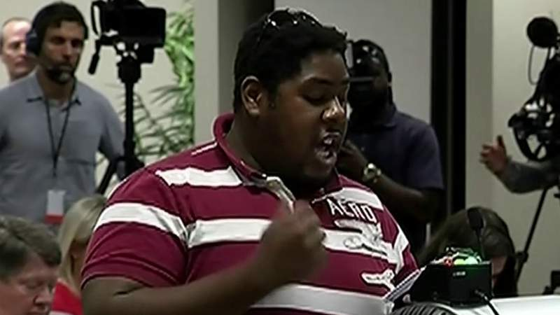 Florida Board of Education considers barring critical race theory from being taught