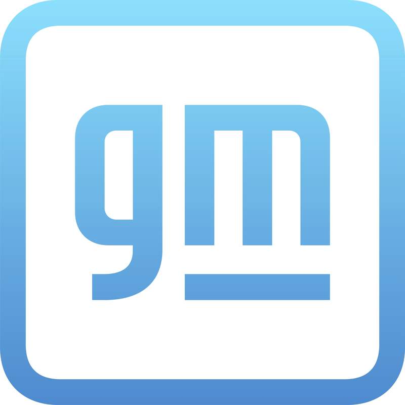 This image provided by General Motors shows the GM Logo.    General Motors will raise spending on electric and autonomous vehicles and add two U.S. battery factories as it gambles that consumers will eagerly switch from gasoline to the new technology. The announcements, Wednesday, June 16, 2021 came as crosstown rival Ford said its entire Lincoln luxury brand lineup would be electric or gas-electric hybrid by 2030, including four fully electric vehicles.  . (General Motors via AP)