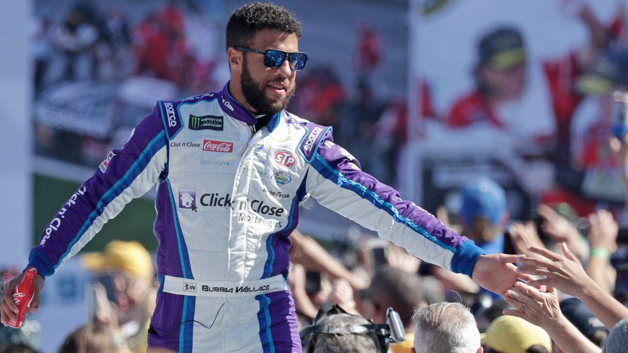 African-American Drivers in NASCAR's Cup Series