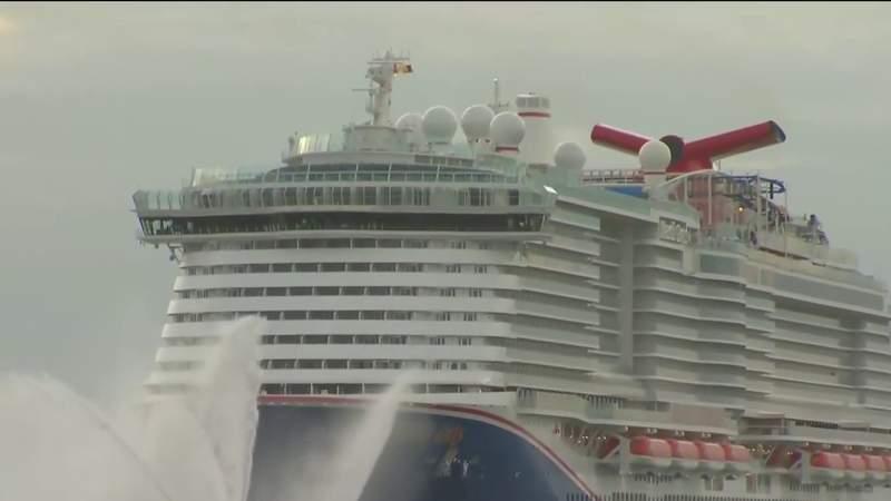 Cruises on verge of returning