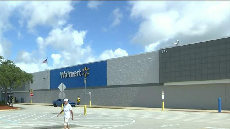 West Melbourne Walmart temporarily closes for deep cleaning
