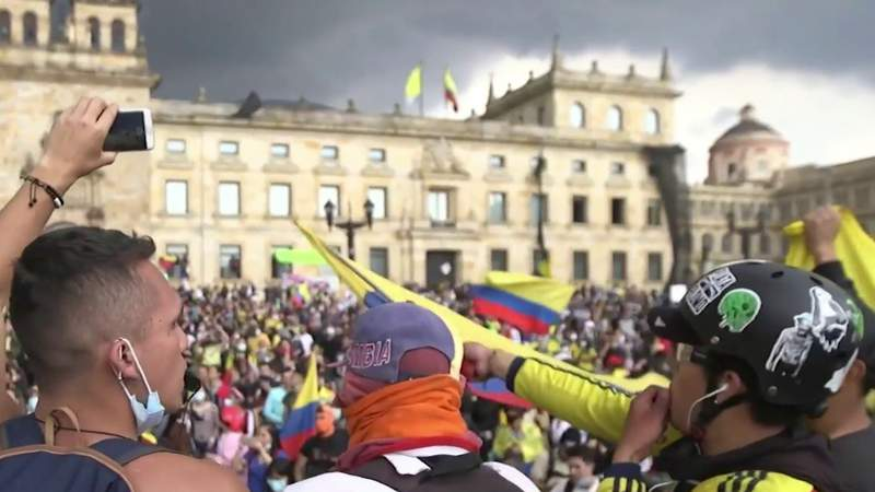 From Global to Local: The impacts of the Colombian crisis in Central Florida