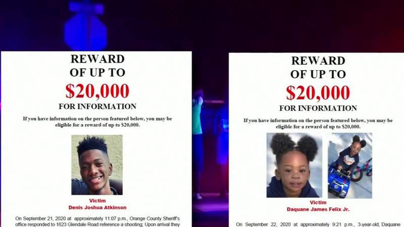 Crimeline still seeking tips in deaths of 14-year-old, 3-year-old killed