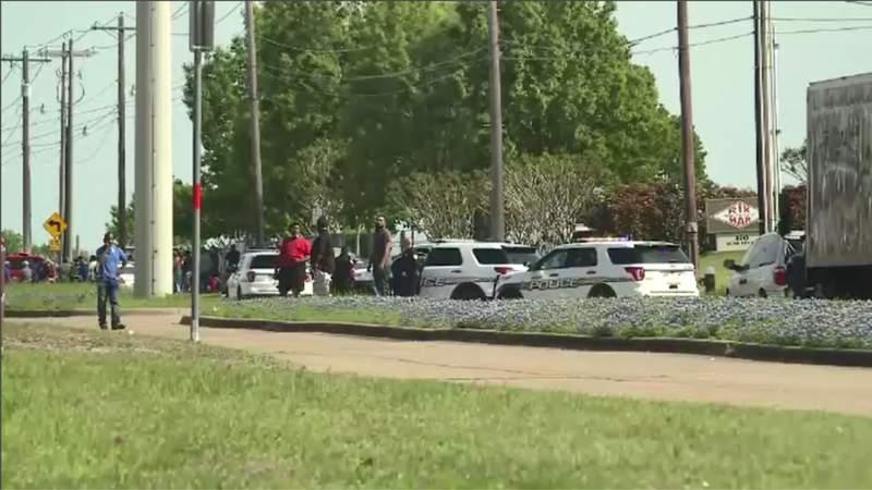 Police: Multiple people hurt in a shooting in Bryan, Texas