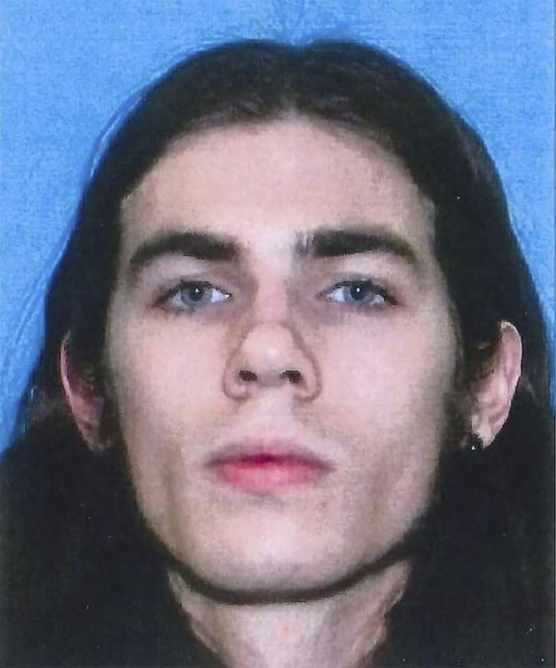 This undated photo of Elijah David Bertrand was provided by the Connecticut State Police, Wednesday, Dec. 23, 2020. The 19-year-old is a suspect in the assault on a UPS truck driver in Watertown, Conn. on Tuesday, Dec. 22. (Connecticut State Police via AP)