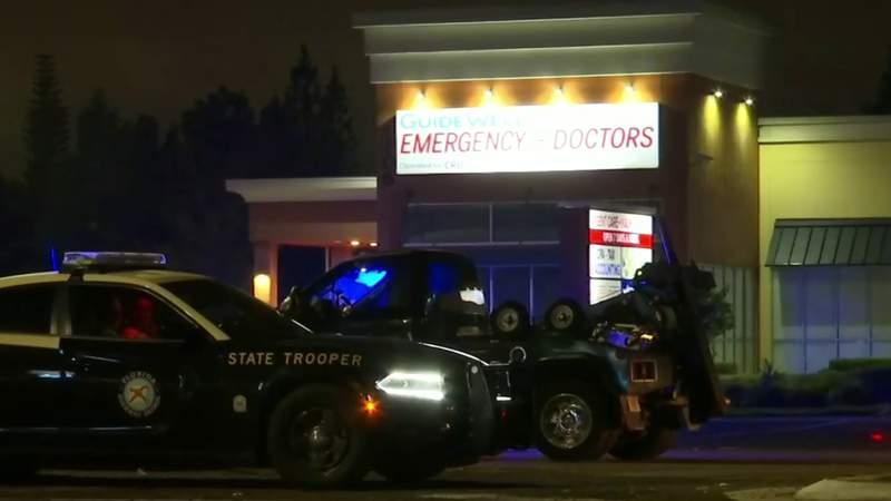 Woman struck, killed by tow truck on Semoran Boulevard near Orlando