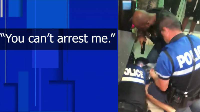 Volusia man files lawsuit against Daytona Beach police for wrongful arrest
