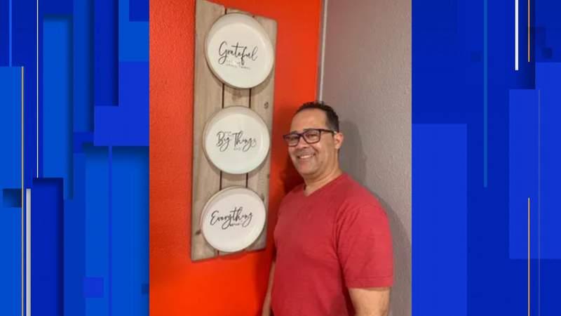 Tony Cruz, owner of Sazon Criollo in Palm Bay