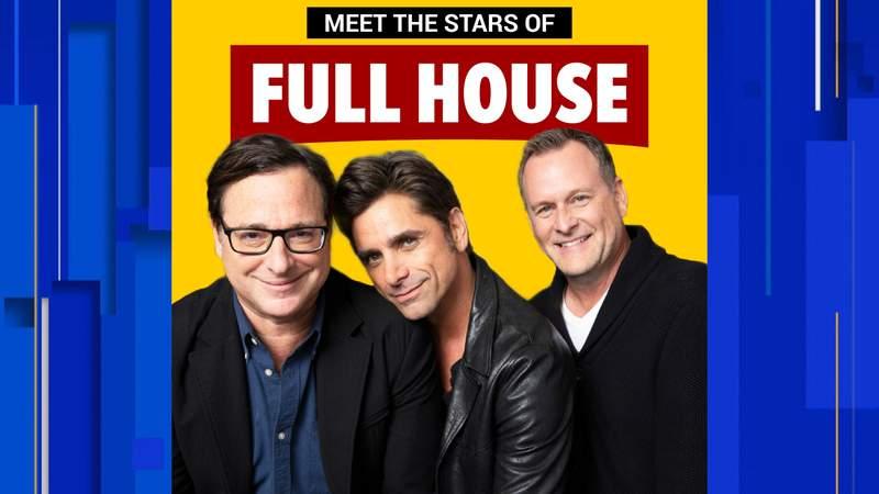 Full House stars coming to Megacon Orlando