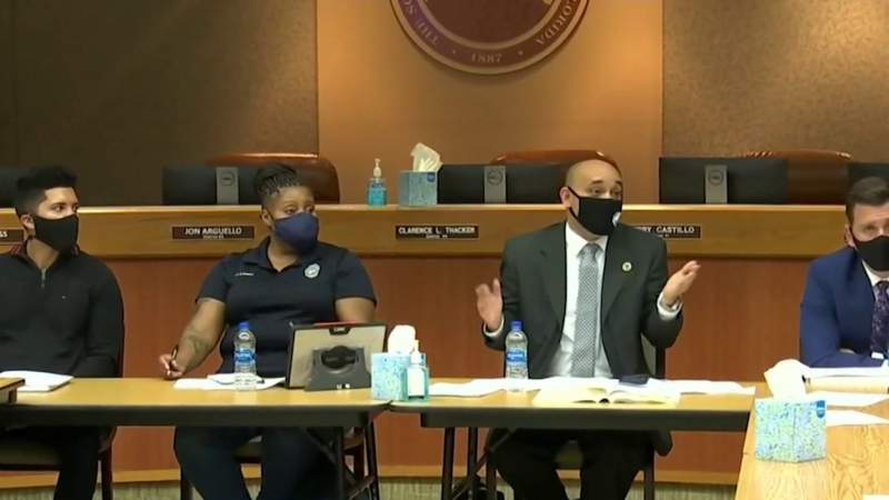 Task force recommends body cameras for all school resource officers