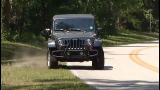 Jeep Death Wobble Scares Central Florida Couple