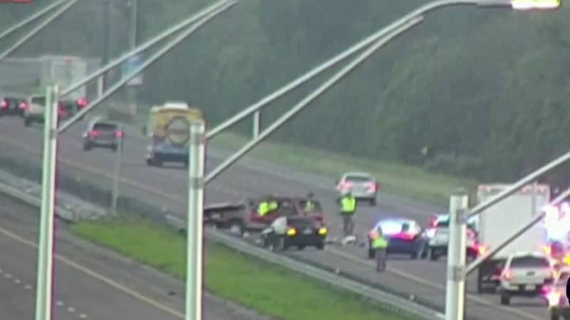 3 dead in crash on I-95 near Titusville