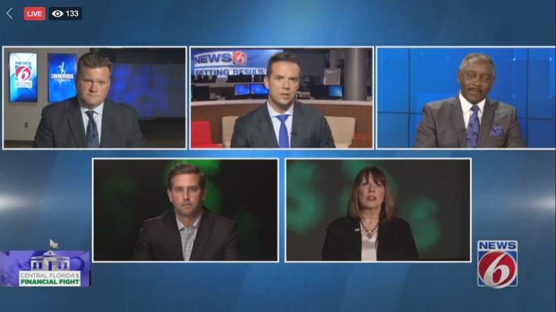 Financial Fight: News 6 hosts town hall