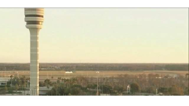 Tower at Orlando International Airport (OIA)