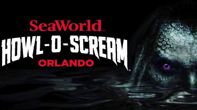 SeaWorld Orlando announces first-ever Howl-O-Scream event