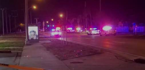 Officers are investigating a mass shooting at a concert in Northwest Miami-Dade