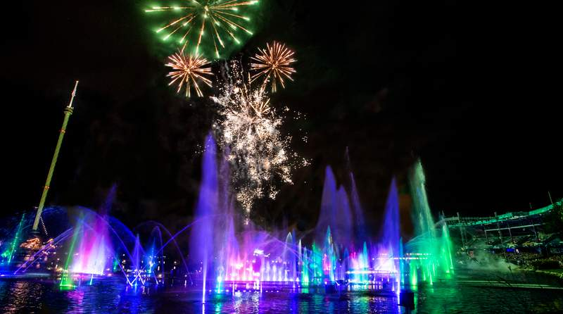 Electric Ocean's Ignite at SeaWorld Orlando