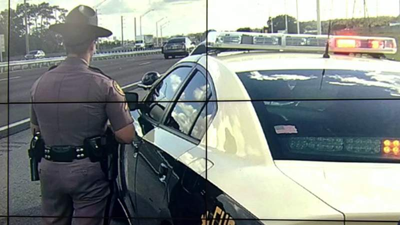 Ask Trooper Steve: What should I do during a traffic stop?