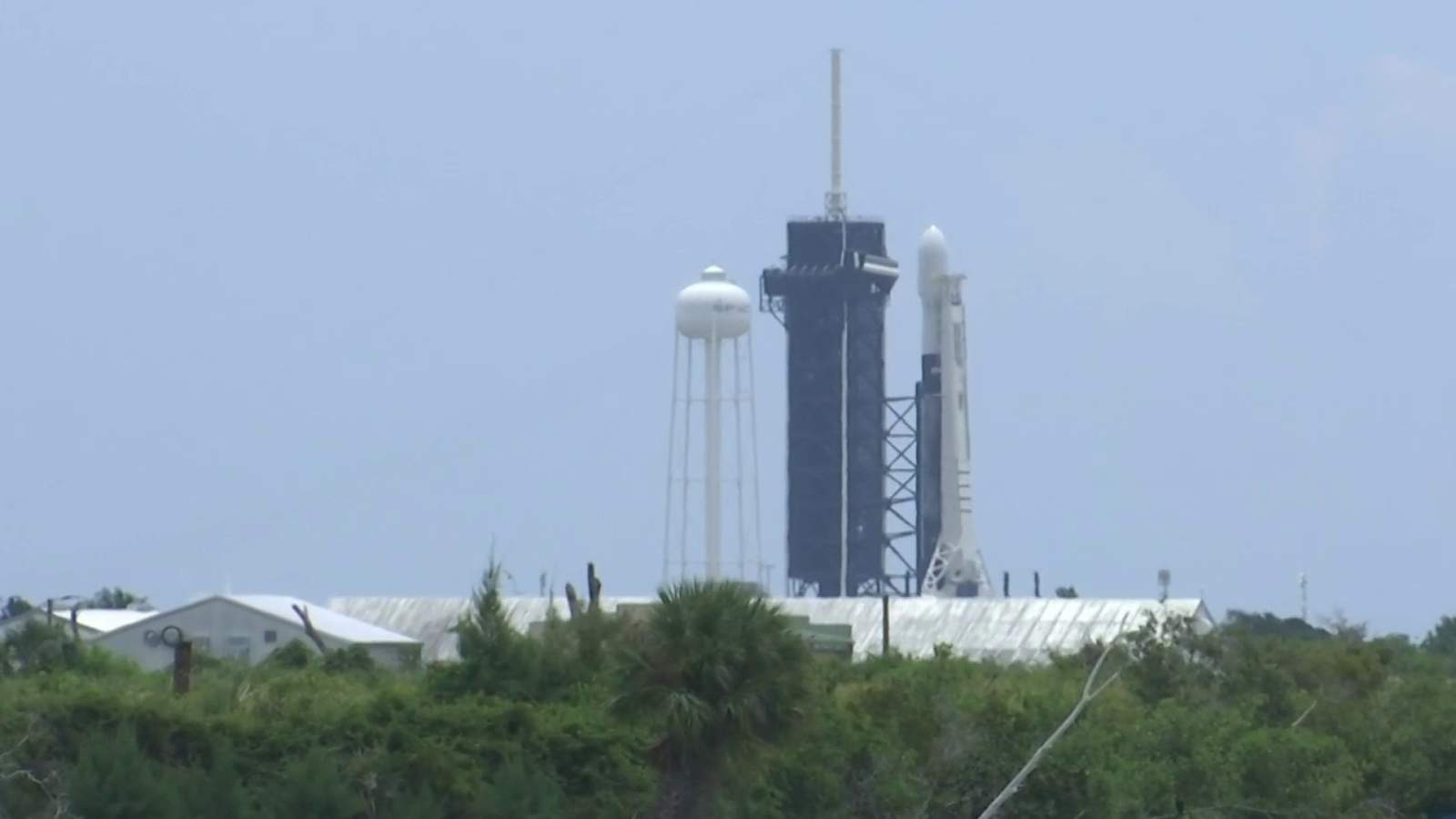 SpaceX's 10th Starlink launch scrubbed, next launch TBD
