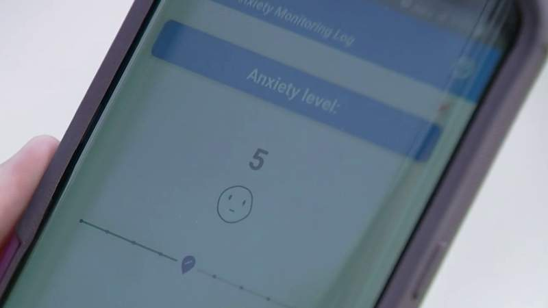 Mental health app gets positive results for UCF students