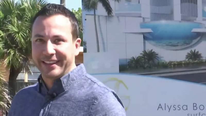Backstreet Boy Howie D breaks ground on The Surf, a $35M Cocoa Beach condominium complex