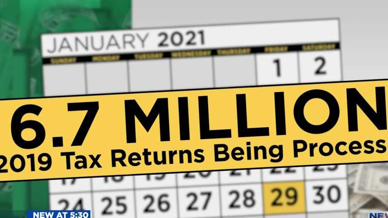 Millions of tax payers still waiting for 2019 tax return
