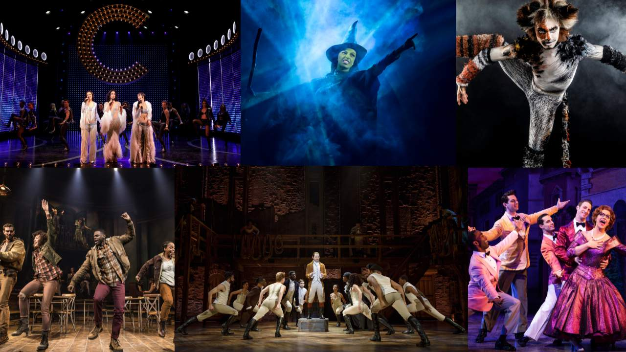 Best Off Broadway Shows 2021 Dr. Phillips Center announces 2020, 2021 Broadway show lineup